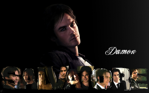 diários do vampiro wallpaper entitled The Vampire Diaries ღ