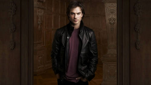 The Vampire Diaries wallpaper with a wardrobe entitled The Vampire Diaries ღ