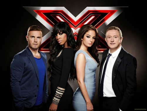The X Factor 2011 Official Promotional Photoshoot  [HQ] - the-x-factor Photo