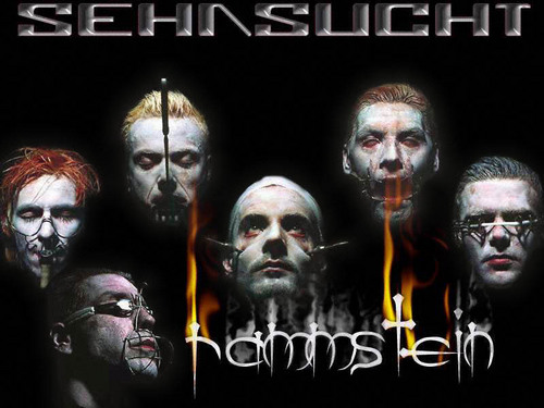 The art of the album; Sehnsucht