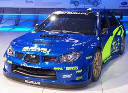 This is a Rally Car