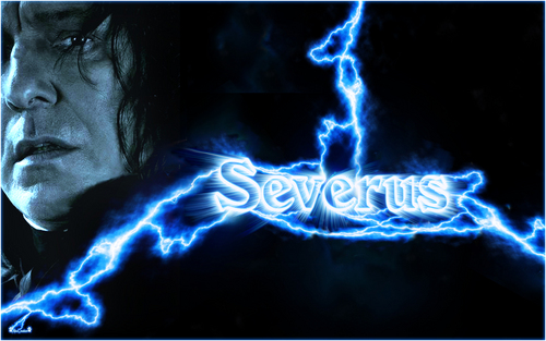 Severus Snape wallpaper called Thunders