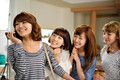 Tiffany, Taeyeon, Sooyoung, Hyoyeon - HQ pics of Woongjin Coway