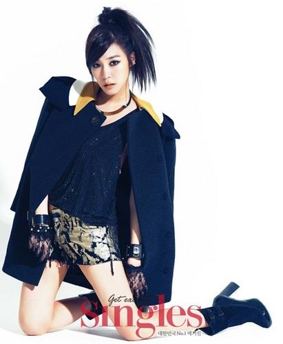 Tiffany - For Singles Magazine