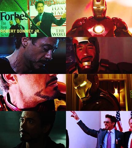 Tony Stark!<3