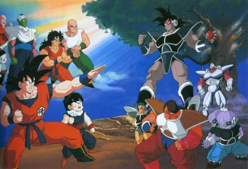 Tree Of Might - dragon-ball-z Photo