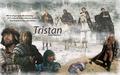 Tristan 壁紙 King Arthur Mads Mikkelsen