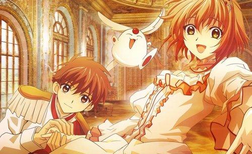 Tsubasa: Reservoir Chronicle Sakura and Syaoran