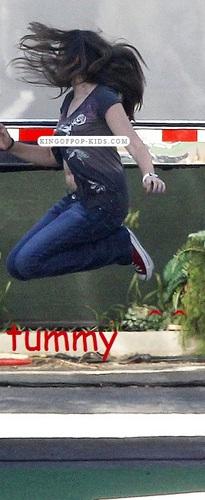 Tummy :D