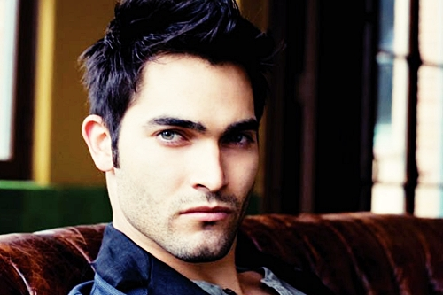 Tyler Hoechlin wallpaper probably containing a business suit and a portrait titled Tyler Hoechlin♥