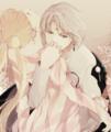 Usagi and Prince Diamond