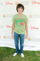 Vincent at 21st Annual Time for Heroes Celebrity Picnic - vincent-martella photo