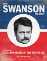 Vote Ron Swanson