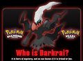 Who Is Darkrai?