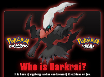 Who Is Darkrai?