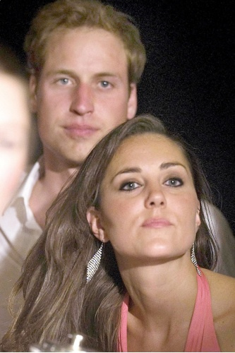 Prince William and Kate Middleton wallpaper with a portrait titled William&Catherine