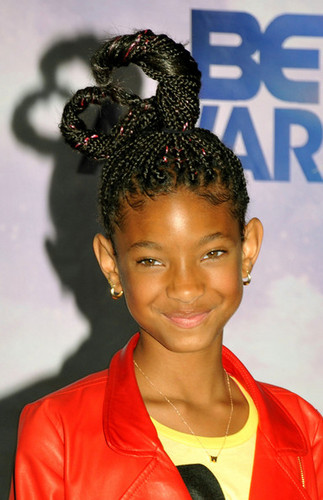 Willow at Bet Awards 2011
