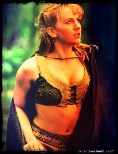 《战士公主西娜》