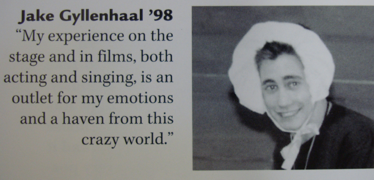 Young Jake Gyllenhaal