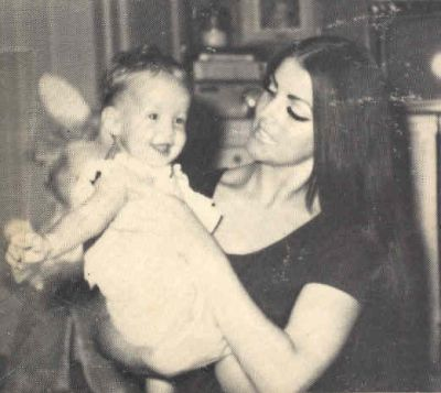 Young Priscilla and sweet Lisa