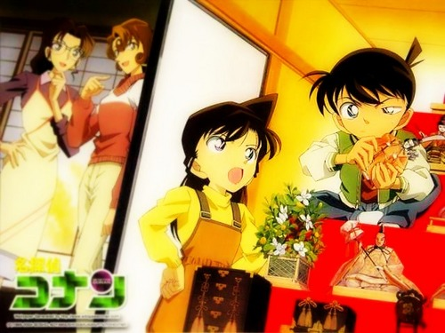 Young Ran and Shinichi