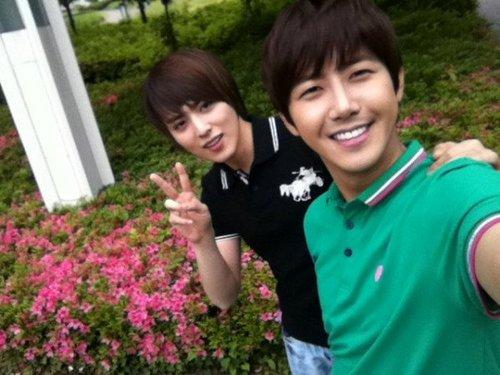 ZE:A Heechul & Kwang Hee