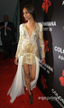 Zoe Saldana: Red Carpet Screening of Colombiana in Miami - zoe-saldana photo