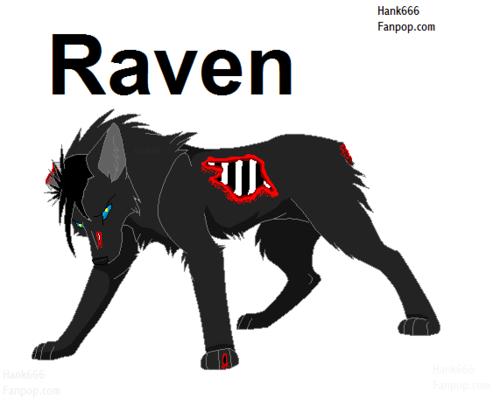 Zombie Raven!!