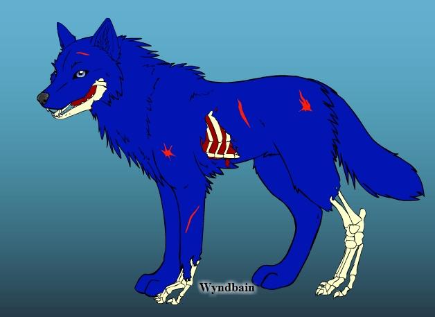 Zombie Wolf!!