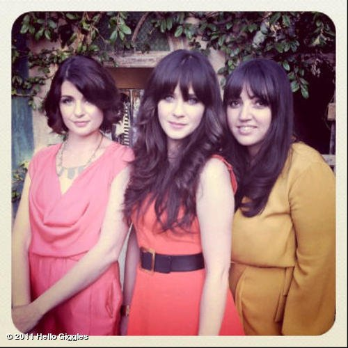 Zooey from HelloGiggles.com