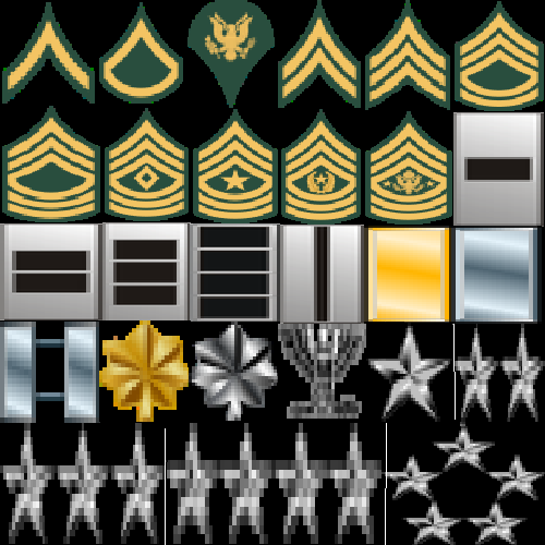 all ranks