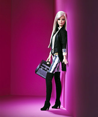 barbie's next top model - barbie Photo