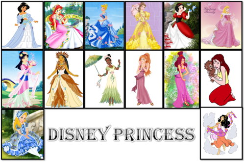 beautiful disney princesses