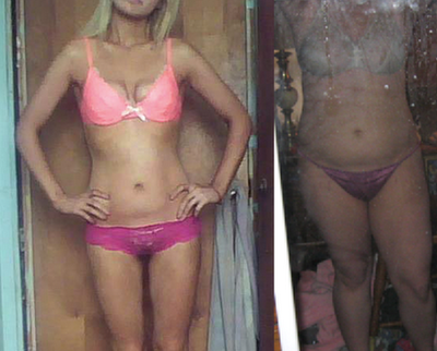 before and after - healthy weight loss Photo (24781381) - Fanpop