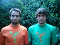 brothers : Vaclav Safranek (17,in left) and Stepan Safranek (20) - tennis wallpaper