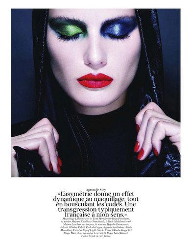 da Patrick Demarchelier for Vogue Paris September 2011
