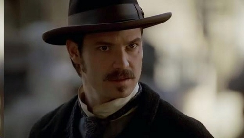 Timothy Olyphant پیپر وال with a fedora called deawood