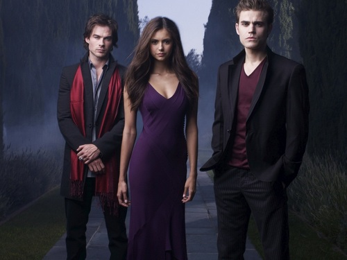 e Vampire Diaries ღ