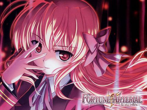 fortune arterial(sendo erika)
