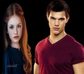 jacob and renesmee  - twilight-series photo