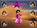 jasmine in desert - princess-jasmine photo
