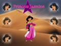 jasmine in desert