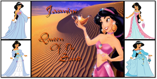 jasmin - Queen of the sand