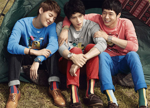JYJ wallpaper entitled jyj@nii
