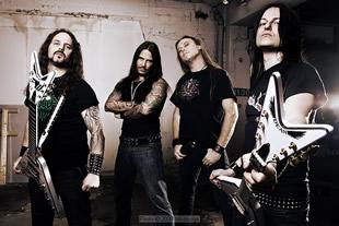 metal lobo band