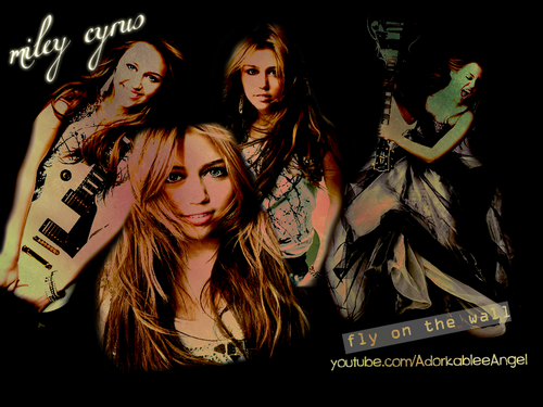 Disney Channel Stars wallpaper containing anime titled miley albums