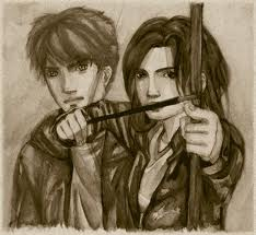 petta and katniss