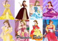 princess belle - beauty-and-the-beast photo