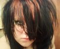 scene hair for girls - emo-girls photo