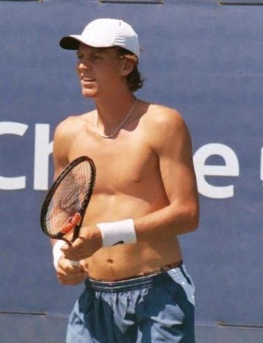 sexy body Berdych